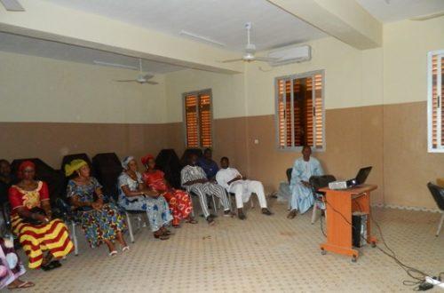 Article : Mali : des enseignants formés à l'utilisation d'Afripédia à Bamako
