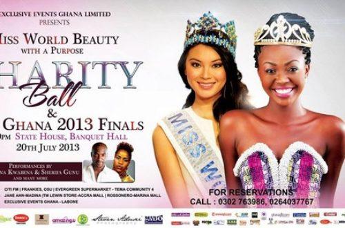 Article : Ghana :  Miss Monde met le cap sur Accra !