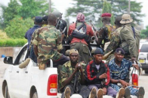 Article : Abidjan : cette plaie appelée insécurité !
