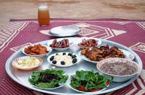 Article : Santé/Nutrition : comment réussir le jeûne du ramadan ?
