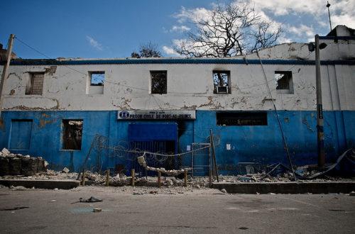 Article : Haïti-Situation carcérale: une plaie qui est loin d'être fermée.
