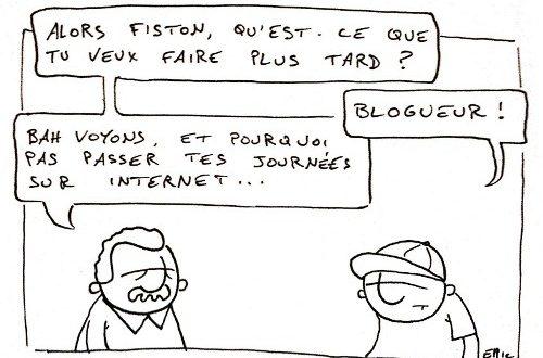Article : Difficile d'être Journaliste, soyez Blogueur !
