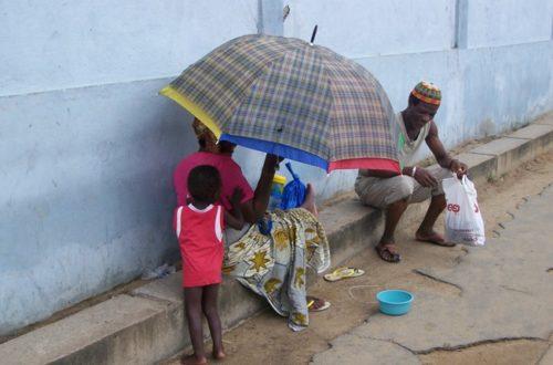 Article : Mendiant d'Abidjan l'heure est venue de se reconvertir