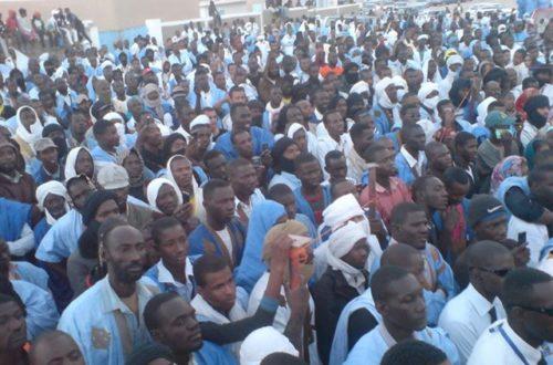Article : Mauritanie : l'opposition tente de reprendre la main