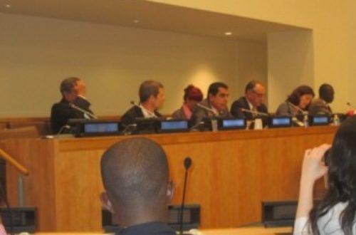 Article : Université d'été des Nations unies : des appels aux jeunes
