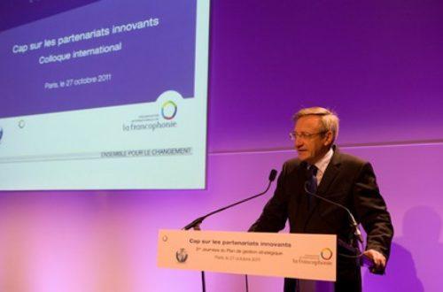 Article : Entretien avec Clément Duhaime, l'Administrateur de l'OIF