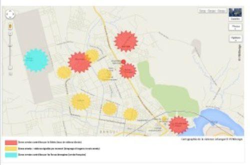 Article : Centrafrique : Bangui la ville poudrière