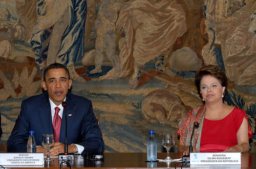 Article : Après l'affaire Snowden, les médias orientent-ils la diplomatie brésilienne ?