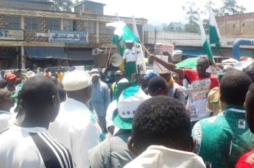 Article : Double scrutin électoral au Cameroun, place  à la guerre.