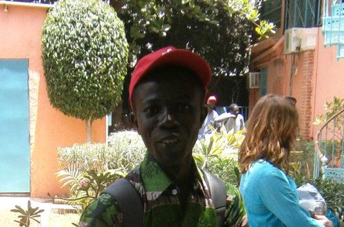 Article : Carlos Amevor, ambassadeur du Ghana chez #MondoblogDakar