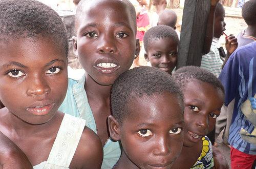 Article : Sos : écoutez le cri des enfants d'Afrique