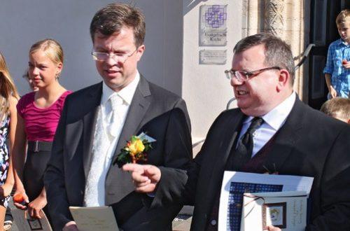 Article : Mariage homosexuel célébré dans une église allemande : des réponses du clergé protestant (1/2)
