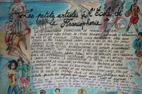 Article : A l'école de la Francophonie