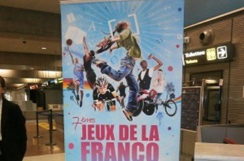 Article : Les Jeux de la Francophonie et l'Afrique