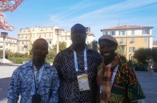 Article : Jeux de la Francophonie 2013 : rencontre avec Fidèle Anato,célèbre conteur du Bénin