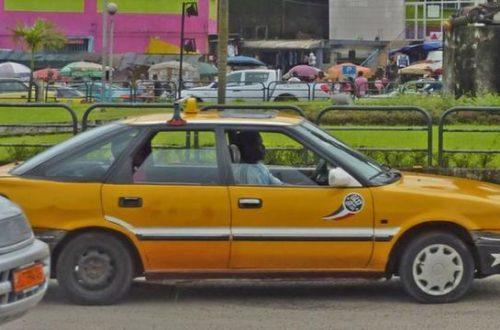 Article : Deux, trois, quatre roues...? Vive les transports en commun à Douala!