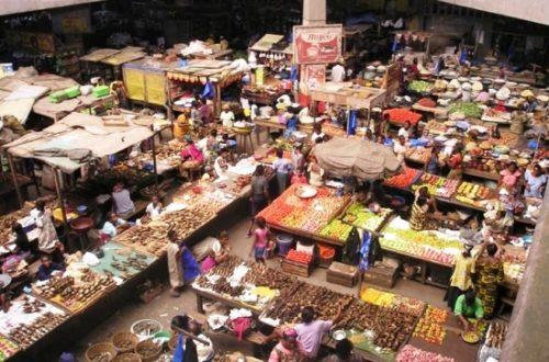 Article : Côte d'Ivoire : quand manger devient un luxe