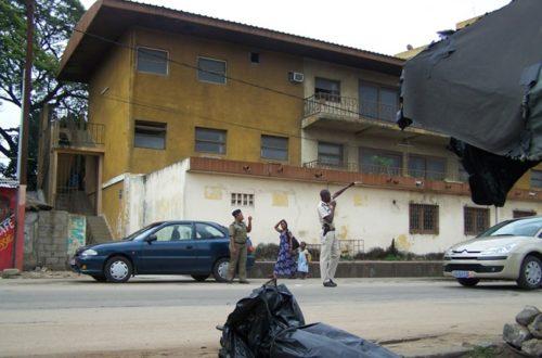 Article : Corruption : la police nationale ivoirienne toujours à l'heure du racket