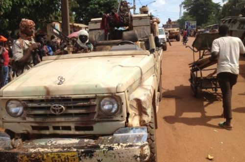 Article : En Centrafrique combien de temps encore faut-il attendre l'opérationnalisation de la Misca ?