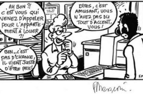 Article : À Français, Français et demi