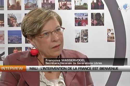 Article : Françoise Wasservogel, journaliste : «Les Maliens sont déçus, ils espéraient que l'élection allait être un coup de baguette magique''.