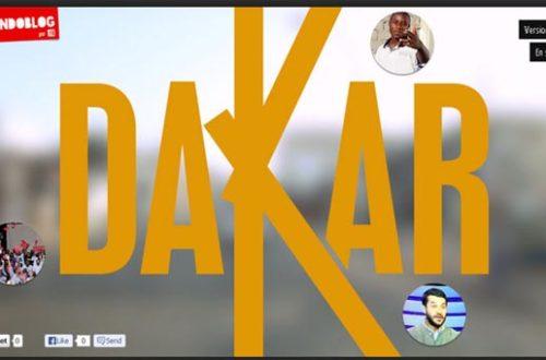 Article : Découvrez le Web-récit de la formation Mondoblog à Dakar