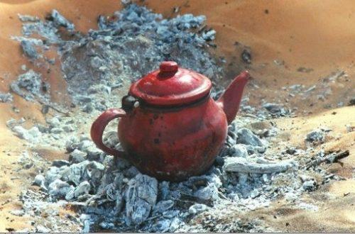Article : Autour d'un thé : une histoire de place