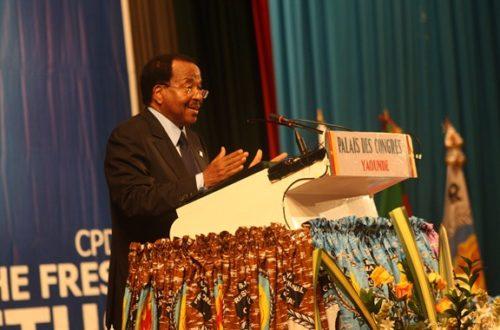 Article : Cameroun : voici pourquoi le RDPC reste maître du jeu politique