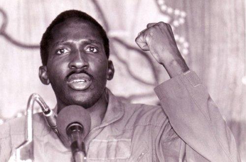 Article : Thomas Sankara, symbole de l'Afrique libre et unie