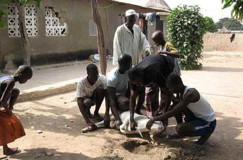 Article : Souvenirs de la tabaski dans notre village