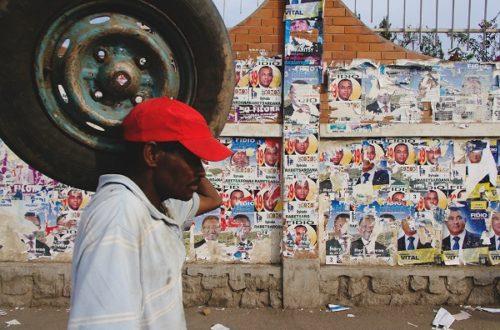 Article : Grand-messe électorale à Madagascar