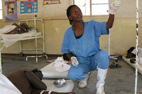 Article : Choléra au Togo : nos autorités décident mal