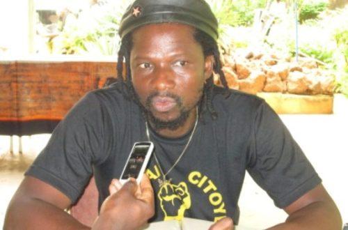 Article : Sams'K Le Jah du Balai Citoyen : « Beaucoup sont déçus par l'opposition »