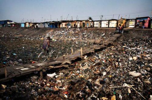 Article : Gestion des déchets industriels et miniers : l'Afrique toujours à la traîne ?