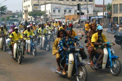 Article : Priez tous les saints avant d'entrer dans la circulation cotonoise