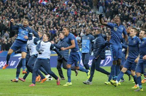 Article : Mondial 2014 : Bravo la France !