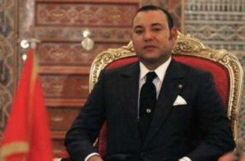 Article : Maroc : la sagesse d'un monarque !