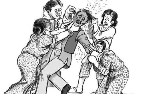 Article : Polygamie quand tu nous tiens !!!