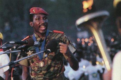 Article : Génération « Facebook, Twitter, Instagram, BBM… », je vous présente Thomas Sankara
