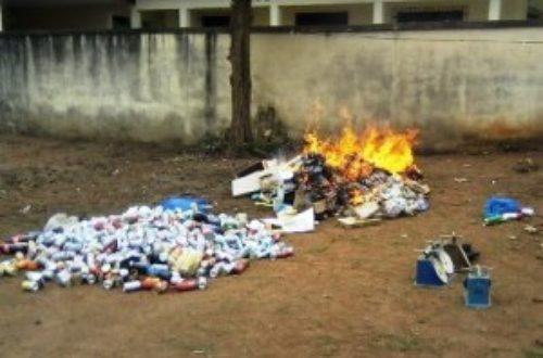 Article : La contrefaçon, un danger pour les Ivoiriens !