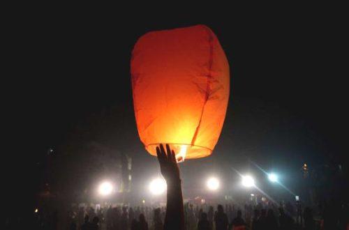 Article : Que la lumière soit fête