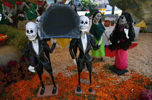 Article : Comment la fête des morts est elle célébrée en Haïti ?