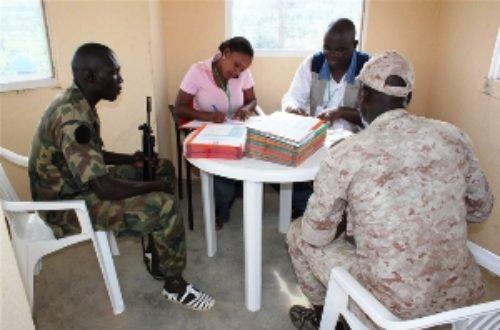 Article : L'épineux dossier des ex-combattants en Côte d'Ivoire