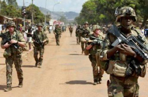 Article : Centrafrique : il fallait une intervention française