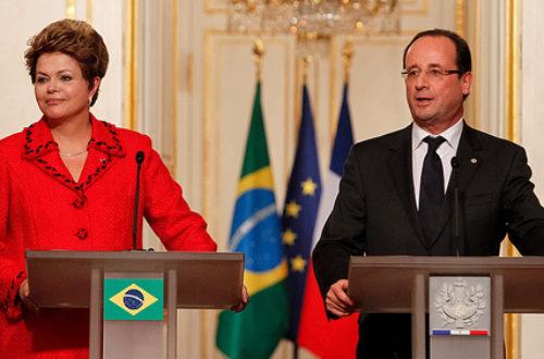 Article : François Hollande au Brésil: quand la langue ne suffit plus