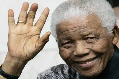 Article : Adieu Madiba
