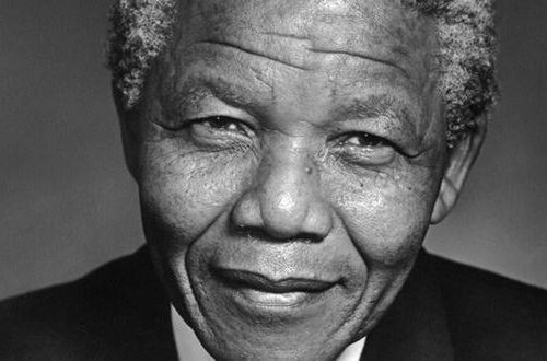 Article : Repose en paix, Nelson Rolihlahla Mandela !!!