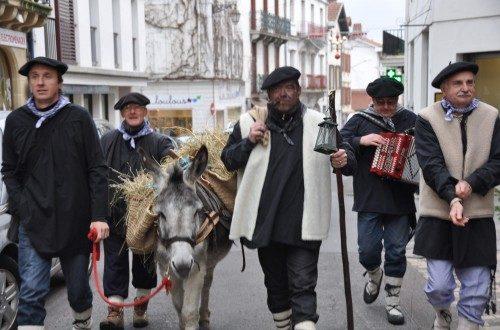 Article : Olentzero, le petit Papa Noël basque