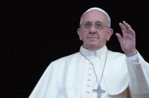 Article : Un café à ce pape qui a fait du Vatican, la vraie ONU !