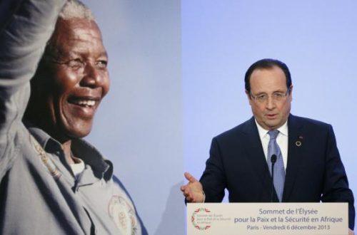 Article : L'Afrique de nouveau française